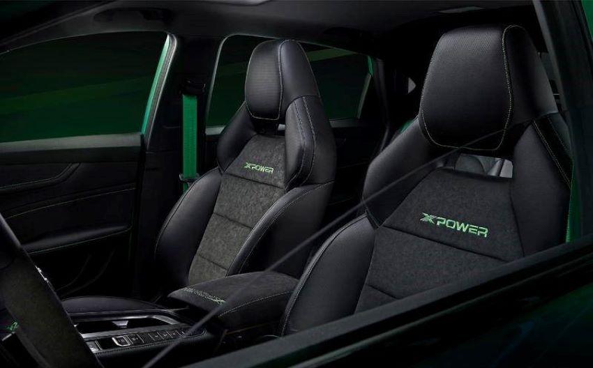MG6 XPower mới