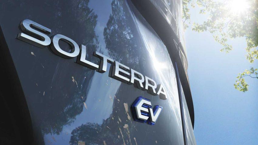 Subaru Soltera