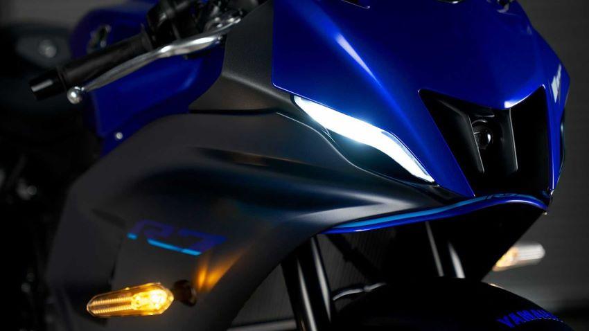 Giá xe Yamaha YZF-R7 2022