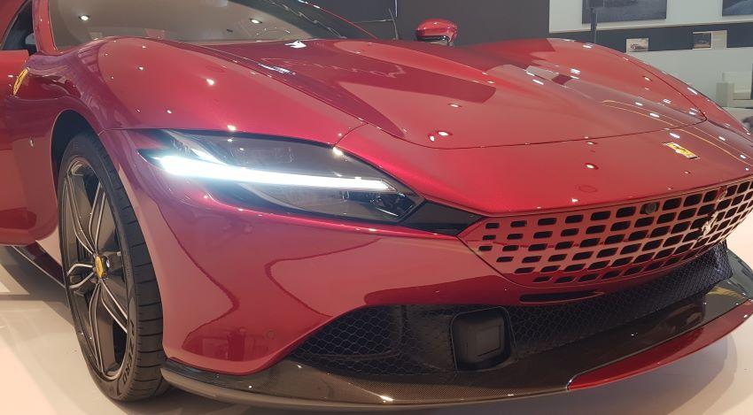 Ferrari Roma & SF90 Stradale tại Việt Nam