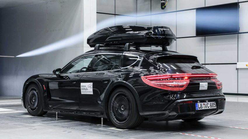 Cốp mui Porsche