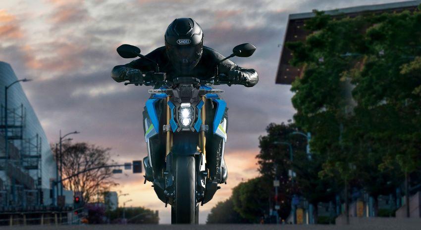 Suzuki GSX-S1000 2022