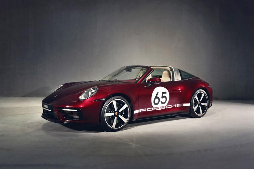 911 Targa 4S Heritage
