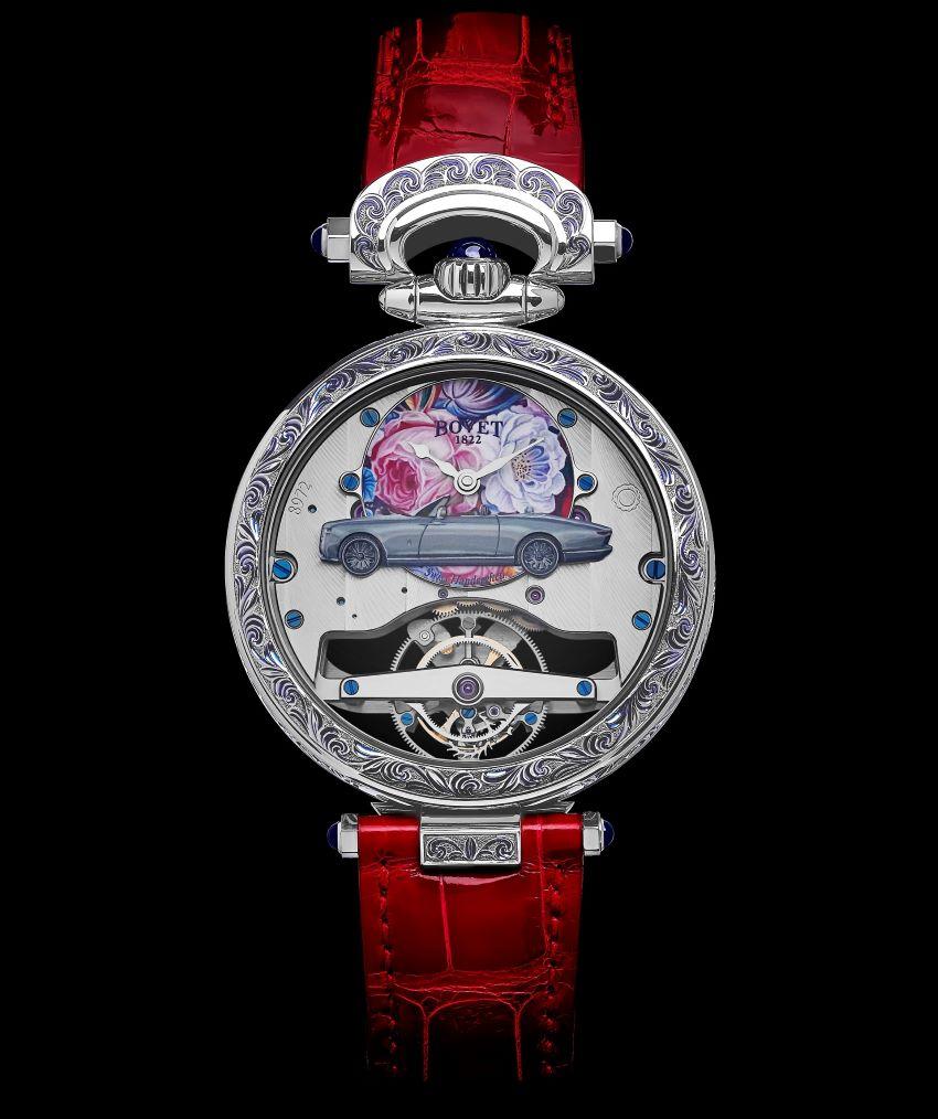 Đồng hồ của chủ nhân chiếc Boat Tail