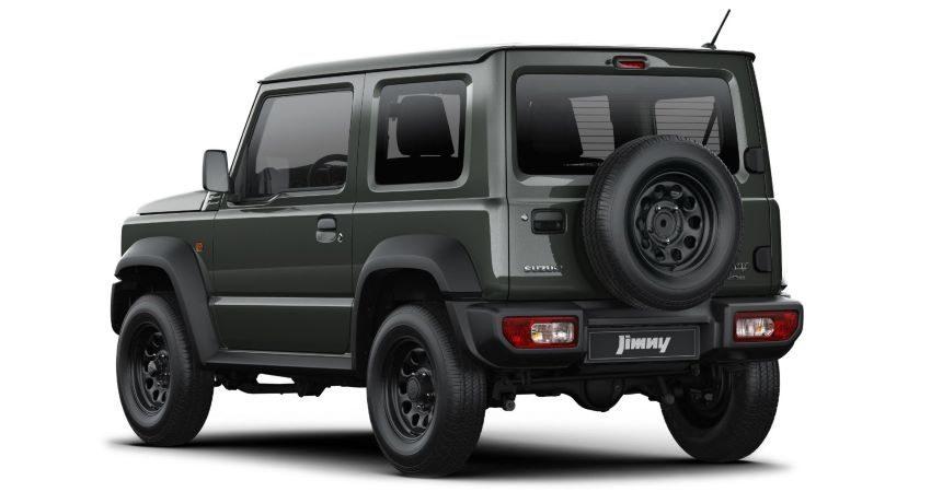 Suzuki Jimny Lite 2021