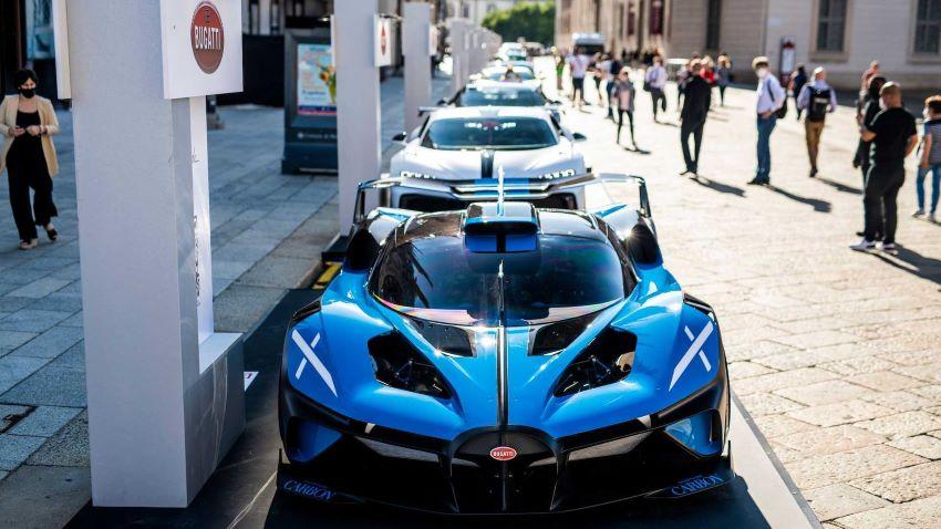 Bugatti Milano Monza