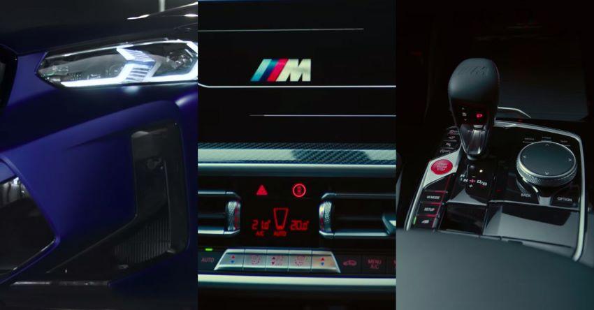 BMW X4 M mới