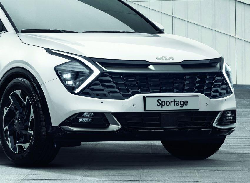 Kia Sportage 2022 mới