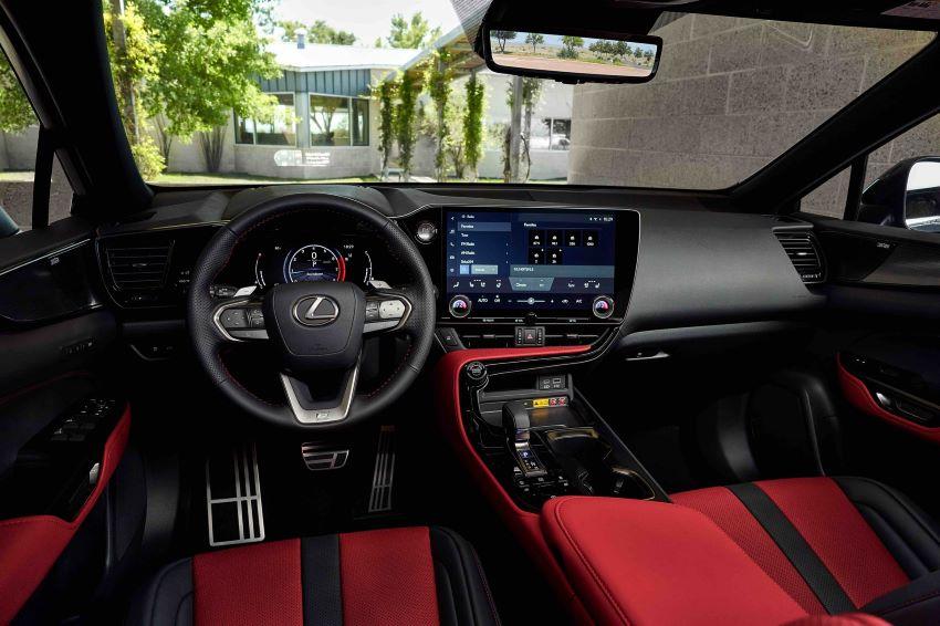 Lexus NX mới