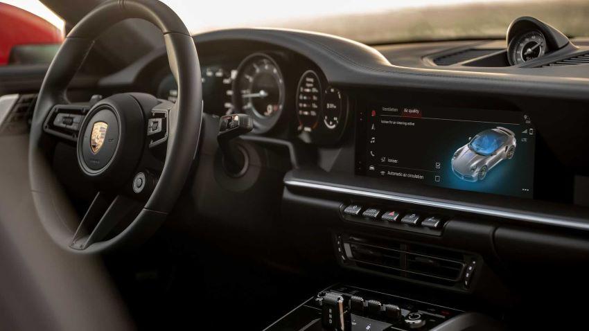 Hệ thống giải trí Porsche