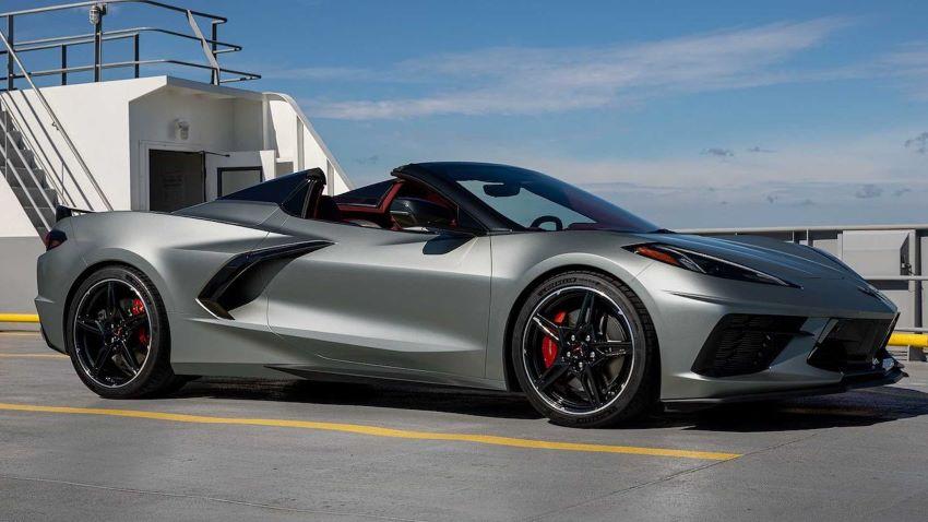 Corvette C8 2022