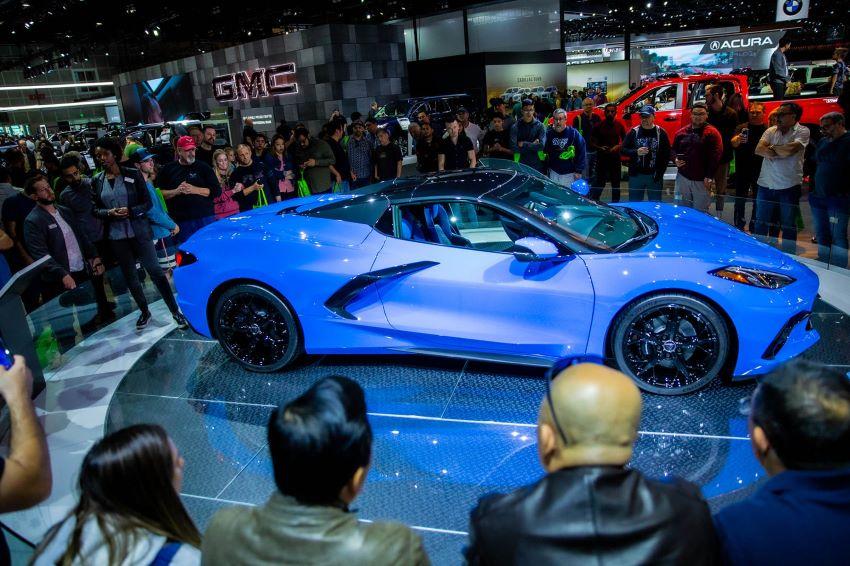 Los Angeles Auto Show 2021