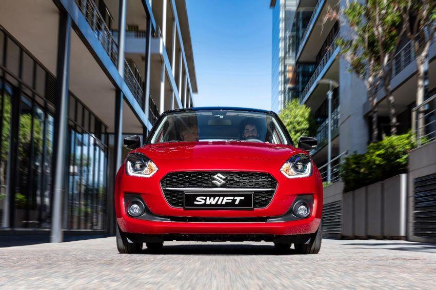 Suzuki Swift 2021 mới