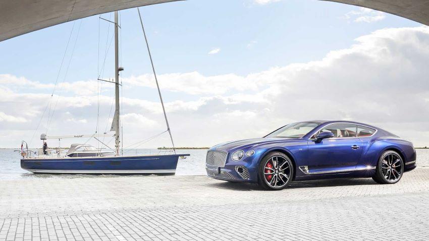 Du thuyền Bentley