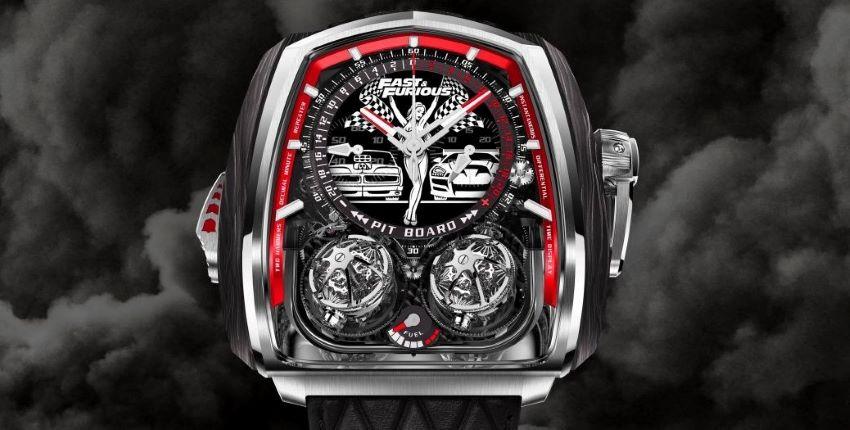 Đồng hồ Fast & Furious
