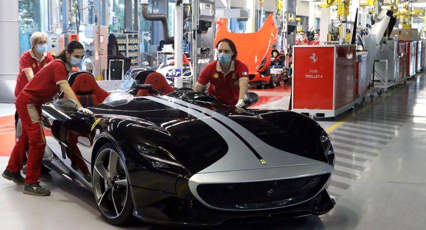 CEO mới Ferrari