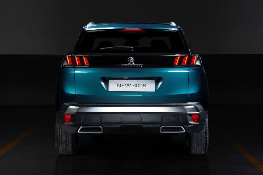 Peugeot 3008 mới