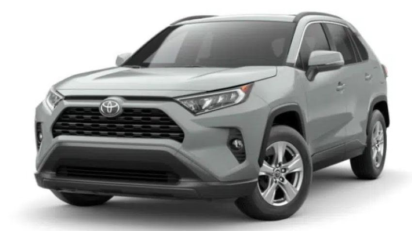 Toyota RAV4 mới