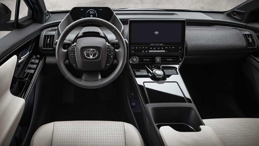 Xe điện Toyota