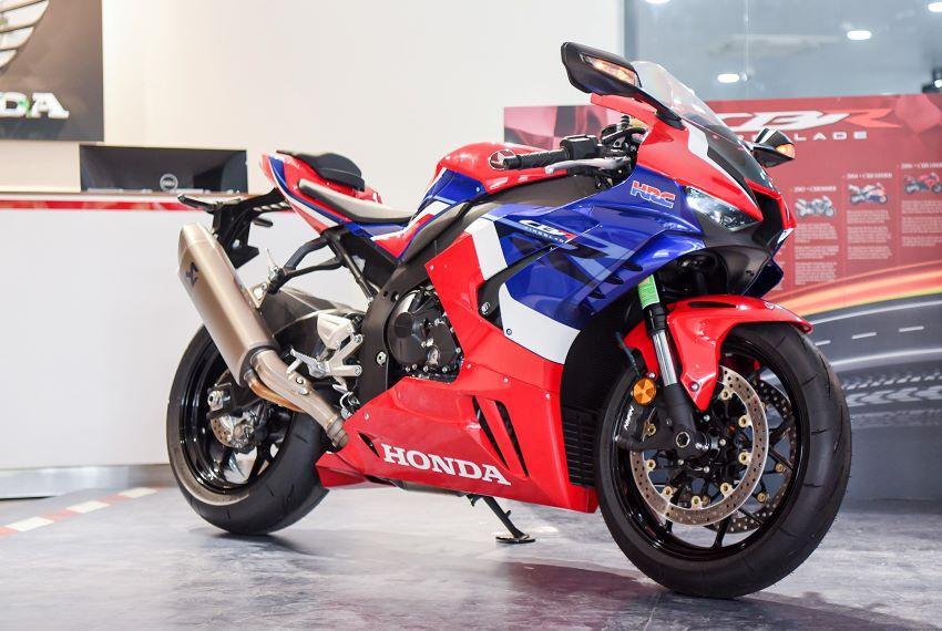Triệu hồi Honda CBR1000RR-R
