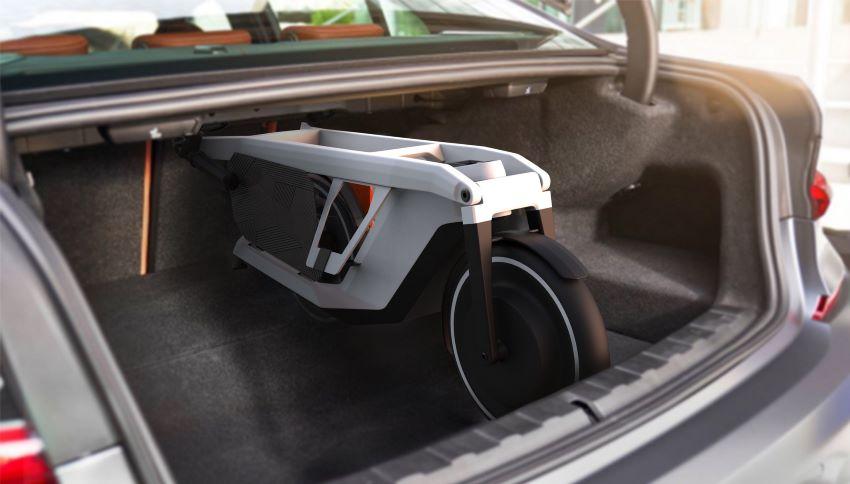 Xe điện 3 bánh BMW