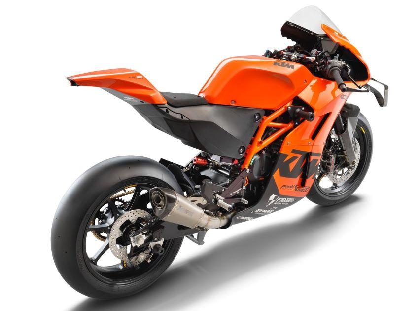 KTM RC 8C 2021