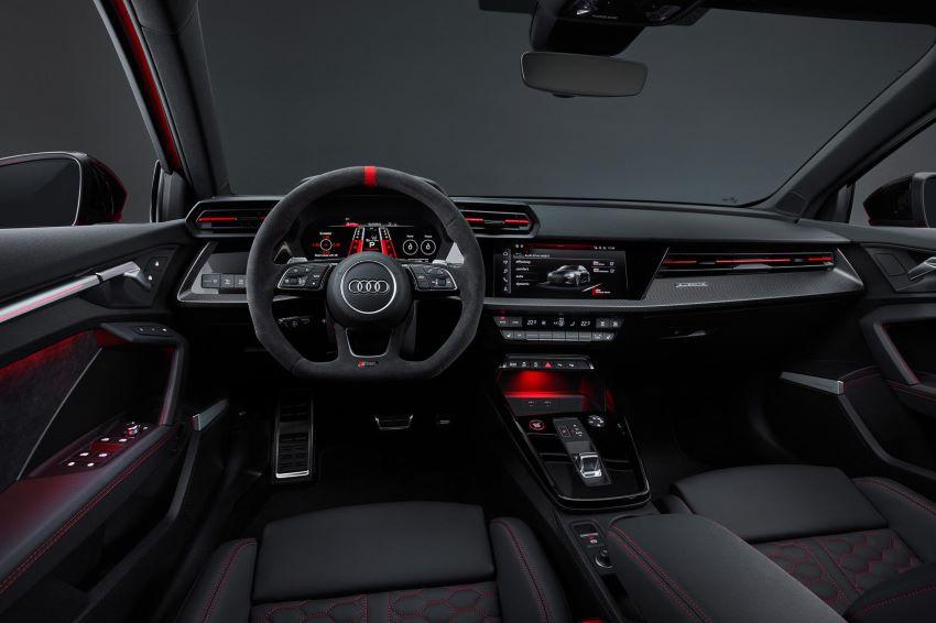 Audi RS3 2022