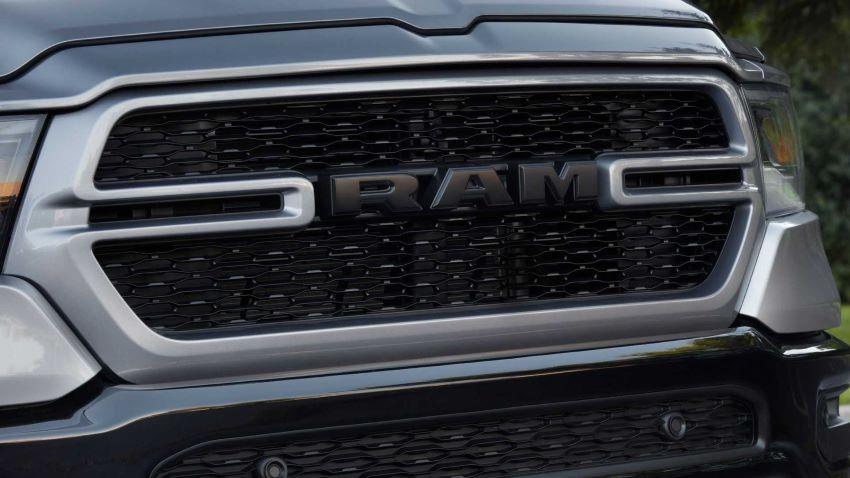 Ram 1500 BackCountry 2022
