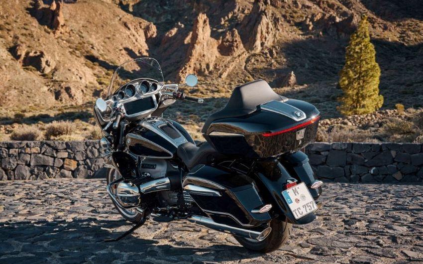 BMW Motorrad R18 Transcontinental và R18B Bagger 2022