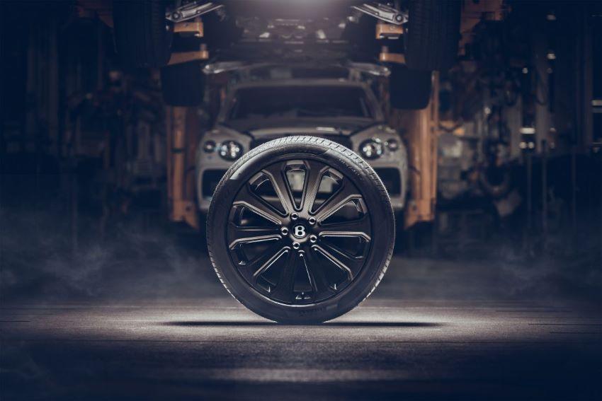 Bánh xe carbon Bentley