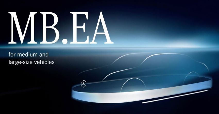 Mercedes-Benz sắp trình làng phiên bản xe điện Maybach