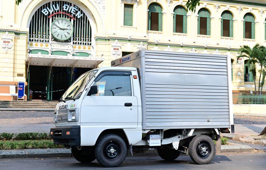 Carry Truck Suzuki