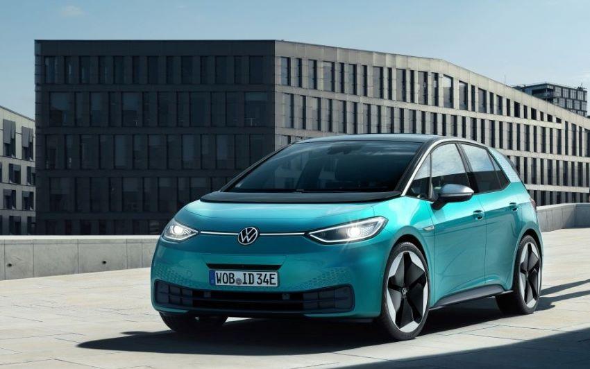xe điện Volkswagen