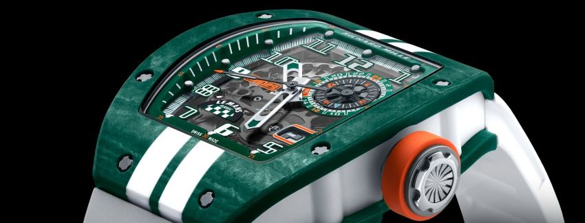 Đồng hồ RM 029 Automatic Le Mans Classic