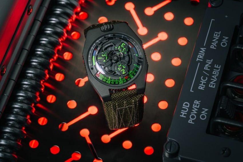 Đồng hồ Urwerk P.02