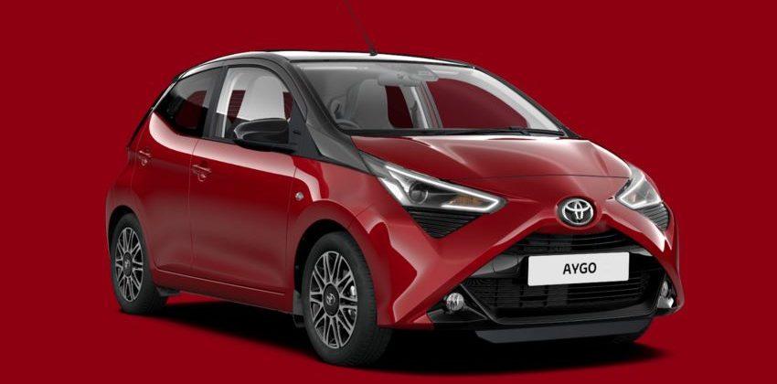 Cung hoàng đạo Toyota