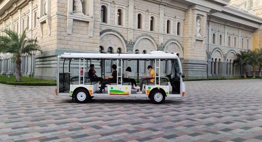 Xe tự hành cấp độ 4 của Vingroup