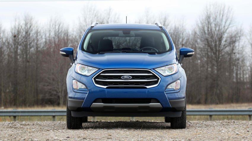 Ford khai tử EcoSport