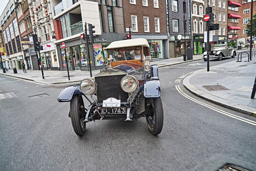 Rolls-Royce Silver Ghost 1701