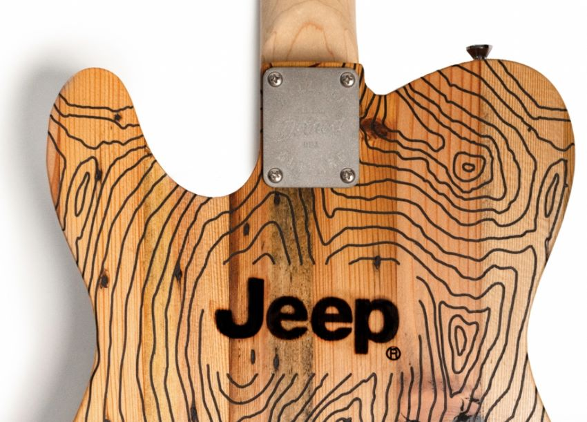 Jeep Guitar