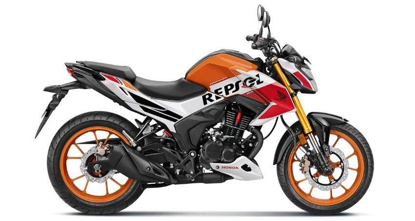 Honda Hornet 2.0 Repsol