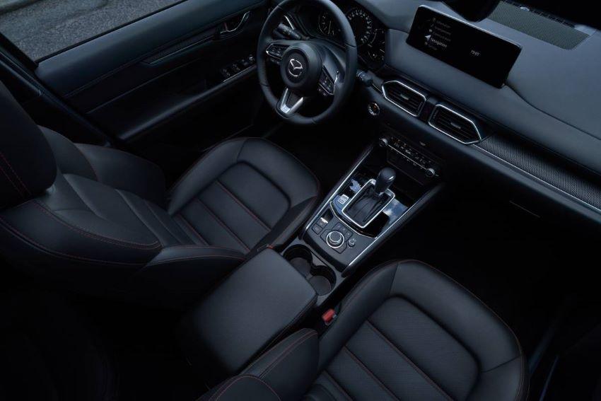 Mazda ra mắt CX-5 facelift 2022