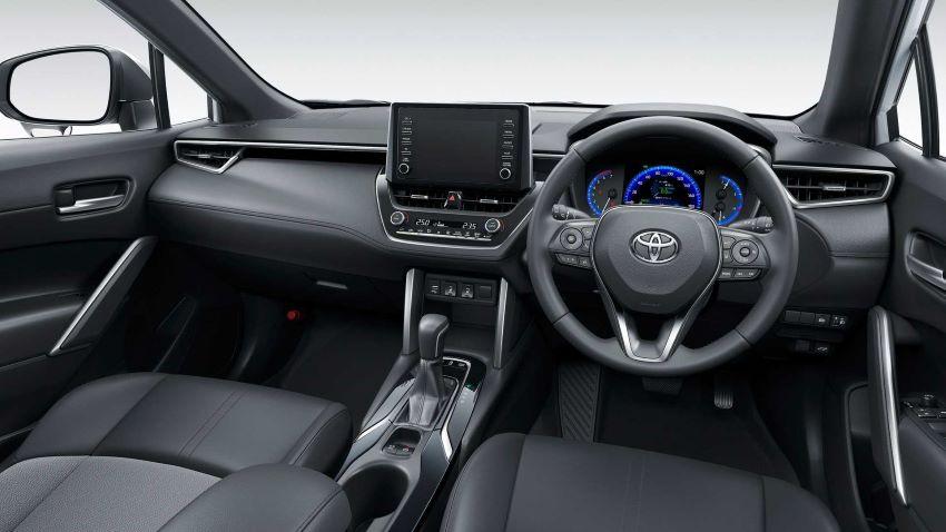 Toyota ra mắt Corolla Cross 2022