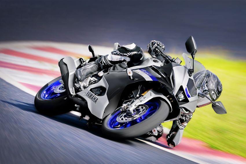 Yamaha R15 V4 và R15M 2022