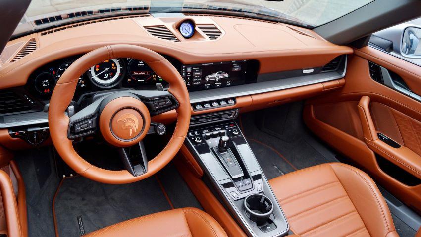 Porsche 911 Targa Ares