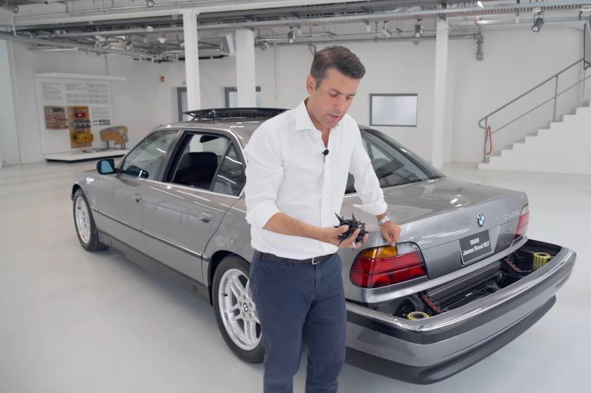 BMW James Bond