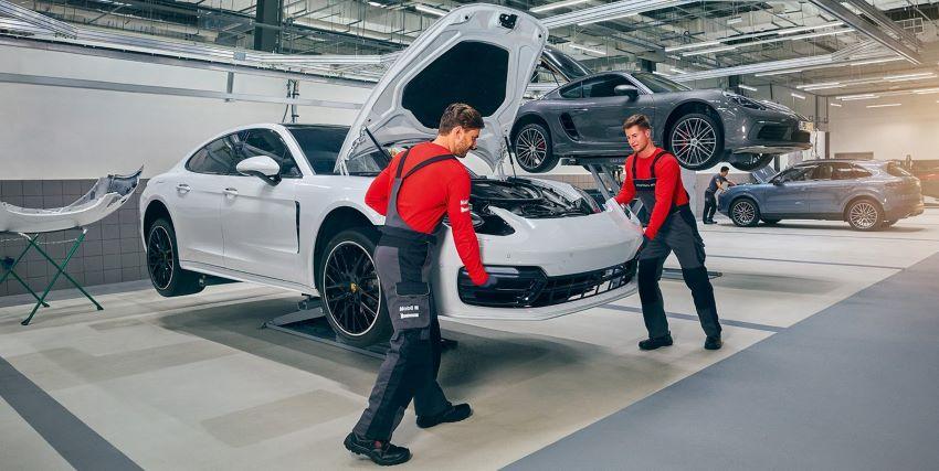 Dịch vụ Porsche Việt Nam