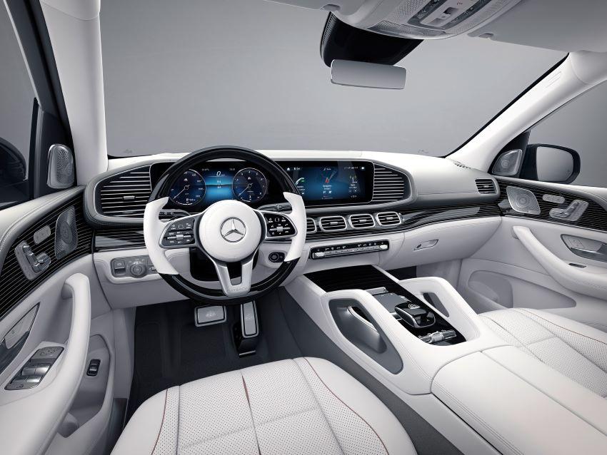 Mercedes-Maybach GLS Edition 100