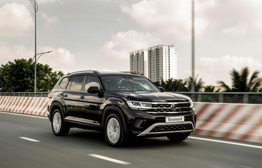 Volkswagen Teramont mới