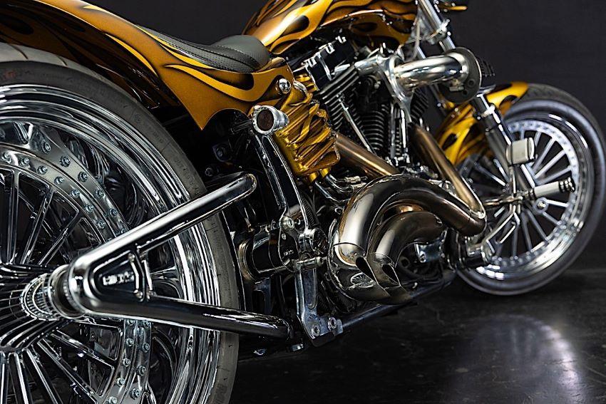 Harley-Davidson Meg The Rocker